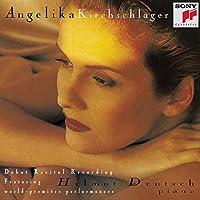 A. Mahler, Korngold: Lieder / Kirchschlager, Deutsch