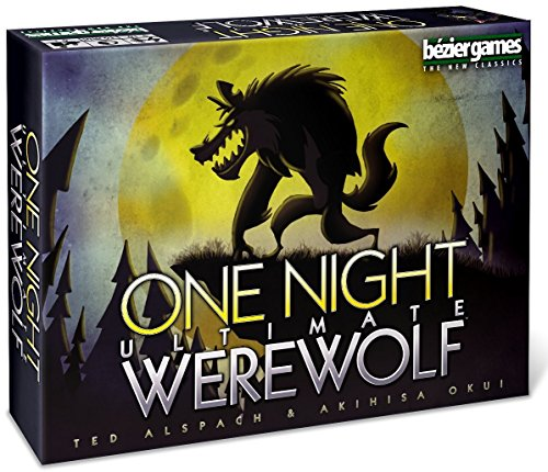 One Night Ultimate Werewolf Board Game [並行輸入品]