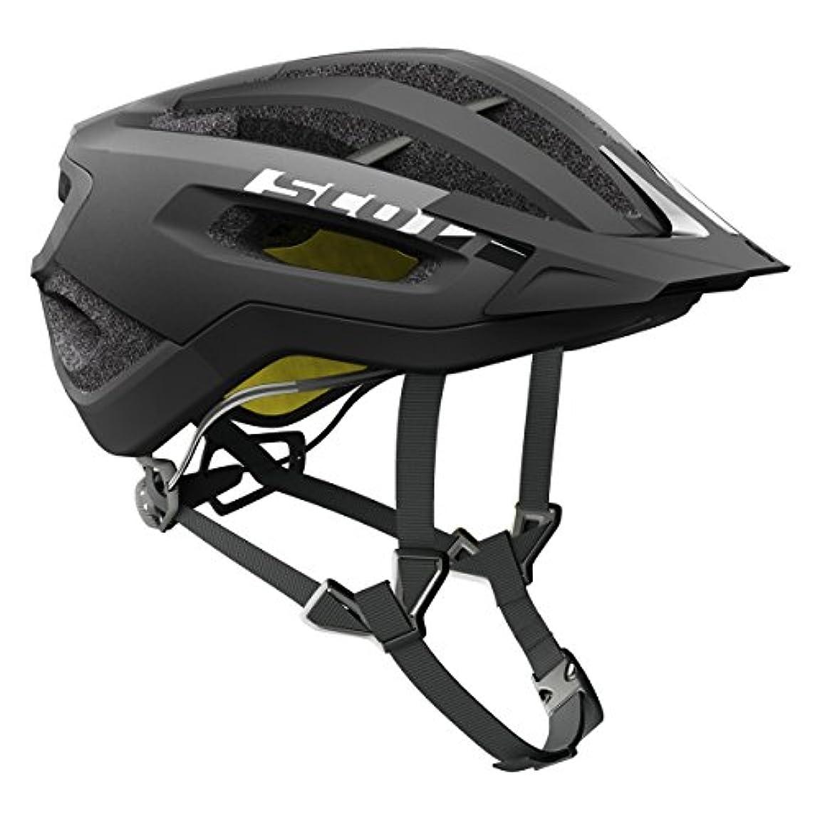 知り合いになるミサイル削減SCOTT(スコット) ヘルメット 自転車用ヘルメット Fuga PLUS ブラック
