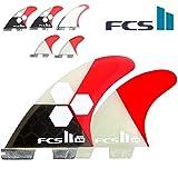 FCS2 5フィン MEDIUM SHAPER SERIES AM TRI QUAD AL MERRIC SHAPER TEMPLATE 5FIN/エフシーエス サーフィン ショートボードフィン