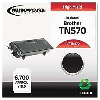 Innovera tn5706700page-yieldレーザートナーカートリッジ–ブラック
