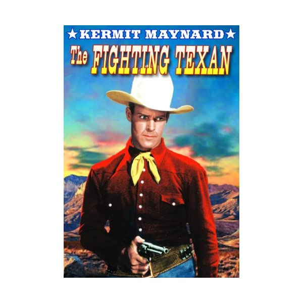 Fighting Texan [DVD] [Im...の商品画像