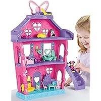 Minnie Mouse Polka Dot House [並行輸入品]