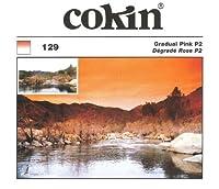 Cokin p129フィルタ、P、ピンクGraduated p2