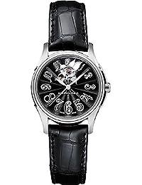 [ハミルトン]HAMILTON 腕時計 AMERICAN CLASSIC JAZZMASTER LADY AUTO H32395733 レディース [正規輸入品]