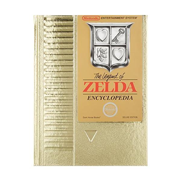 The Legend of Zelda Ency...の商品画像