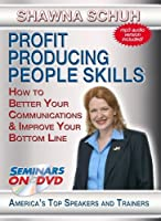 Profit Producing People Skills - How to Better Your Communications and Boost Your Bottom Line - Seminars On Demand - Professional Development Business Training Video - Speaker Shawna Schuh - Includes Streaming Video + DVD + Streaming Audio + MP3 Audio [並行輸入品]