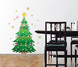 ウォールステッカー クリスマス パターンH