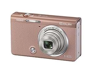 CASIO デジタルカメラ EXILIM EXZR50PK 1610万画素 自分撮りチルト液晶 メイクアップトリプルショットEX-ZR50PK ピンク