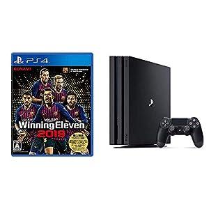 PlayStation 4 Pro ジェット・ブラック 1TB + ウイニングイレブン2019 セット