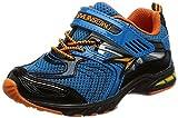 [シュンソク] 運動靴 Hi-STANDARD SJC 3990 ブルー 18.5 cm 2E