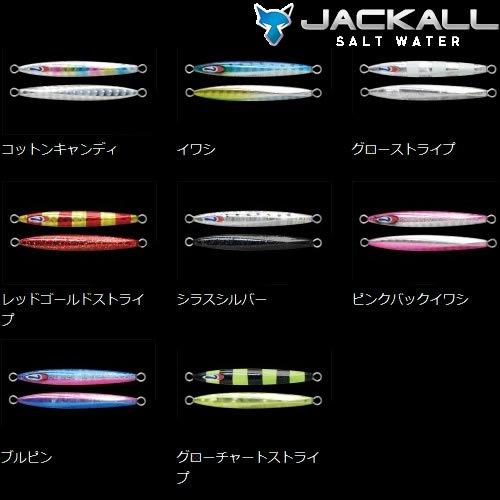 ジャッカル チビメタ タイプ1 7g