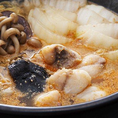 青森県風間浦村の「風間浦鮟鱇(かざまうらむらあんこう)」を食べやすくカット きあんこう鍋セット
