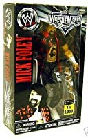 WWE Wrestling Exclusive Limited Edition (Only 3,000 Made) Wrestlemania 22 Action Figure Mick Foley