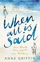 When All is Said: The Number One Irish bestselling phenomenon