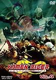 KAMEN RIDER DRAGON KNIGHT VOL.4 [DVD]
