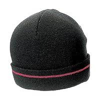 関西ファッション連合 ウィンターキャップ ラインワッチ ダブル ニット帽 防寒 スポーツにも アソート(※色指定不可) B-62