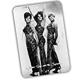 Diana Ross and the Supremes Glamourショット写真8?x 12メタルサイン