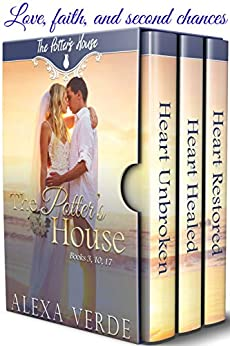 The Potter's House Books 3, 10, 17: Love, faith, redemption, and second chances by [Verde, Alexa, Books, Potter's House]