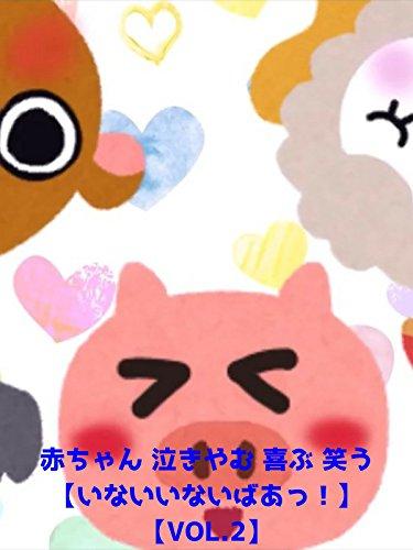 赤ちゃん 泣きやむ 喜ぶ 笑う【いないいないばあっ!】 【VOL.2】