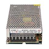 Tomshine スイッチング電源 AC100-120V AC200-220V →DC12V 15A 180W 2CH 直流安定化電源 電源供給ドライバー LEDストリップライト