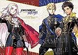 【Amazon.co.jp限定】「フレスベルグの少女~風花雪月~」 (初回限定盤) (CD+DVD) (特典:ファイヤーエムブレムクリアファイル)