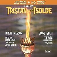 Wagner: Tristan und Isolde (4CD+BLU-RAY)