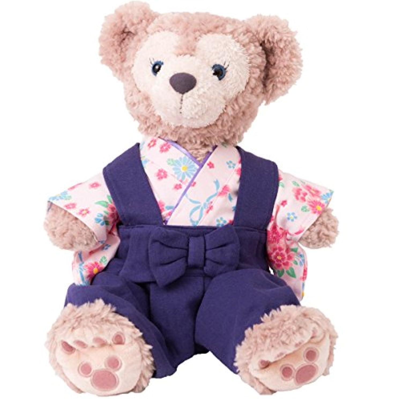(赤ちゃんまーけっと) シェリーメイ ダッフィー 着せ替え ぬいぐるみ コスチューム 衣装 サスペンダー 紫