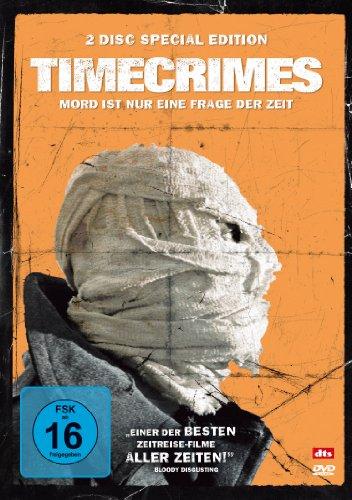 Timecrimes - Mord ist nur eine Frage der Zeit - SE [Import allemand]