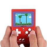 Goolsky ポケット ハンドヘルド ビデオ ゲーム コンソール 内蔵129ゲーム 8ビット ミニポータブル ゲーム プレイヤー2.2in LCD 子供時代 ギフト