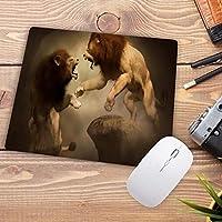 DIAHI 220 * 180 * 2ミリメートル動物虎スタイルマウスパッド自宅やオフィスの机であなたの机を飾るグミングスピードマウスパッド
