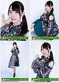 【金村美玖】 公式生写真 欅坂46 黒い羊 封入特典 4種コンプ
