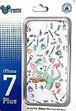 【ディズニー】 Disney ジェラトーニiPhone7 Plus ハードクリアケース香港 HKDL 日本未発売 [並行輸入品]