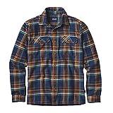 patagonia(パタゴニア) メンズ・ロングスリーブ・フィヨルド・フランネル・シャツ(アジア・フィット) Ms L/S Fjord Flannel Shirt - AF 54130 BONB S