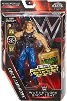 WWE Mattel DEAN AMBROSE Network Spotlight Exclusive Wrestling Action Figure