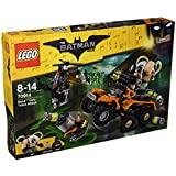 LEGO Batman Movie Bane Toxic Truck Attack Playset Toy