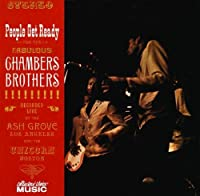 People Get Ready for the Chambers Brothers
