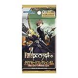 Fate/Apocrypha クリアカードコレクションガム[初回生産限定BOX購入特典付き] 16個入 食玩・ガム(Fate)