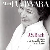 J.S. BACH 6 SUITES A VIOLONCELLO SOLO SENZA BASSO by MARI FUJIWARA (2014-10-22)