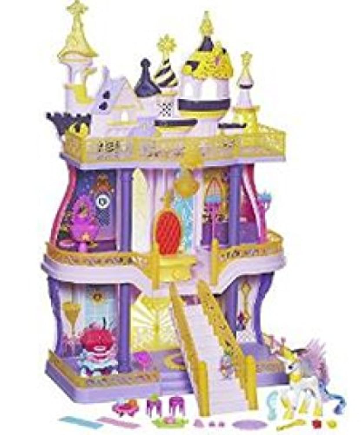 My Little Pony Cutie Mark Magic Canterlot Castle Playset [並行輸入品]