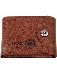 KLUMA 財布 メンズ 二つ折り ウォレット ポケット付き カードたくさん入る 小銭入れ 人気