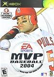 Mvp Baseball 2004 / Game