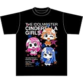 ミニッチュ アイドルマスター シンデレラガールズ Tシャツ 1 ニュージェネレーションズ サイズ:L