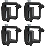 Mounting Clamps Truck Caps Camper Shell for Chevy Silverado Sierra 1500 2500 3500,Dodge Dakota Ram 1500 2500 3500,F150 F250,T