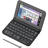 【Amazon.co.jp限定】 カシオ 電子辞書 エクスワード 高校生モデル XD-Z4805BK ブラック コンテンツ209