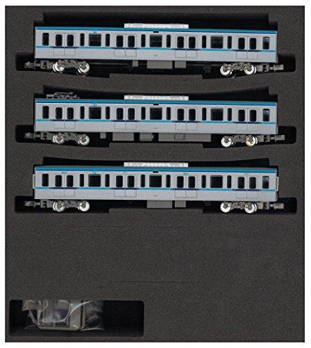 Nゲージ 4221 東京メトロ15000系 増結用中間車3両セットA (動力無し) (塗装済完成品)