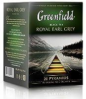 Greenfield tea Pyramid collection (Earl grey)