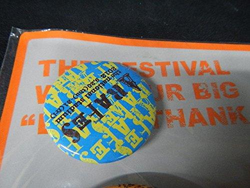 嵐 2012 アラフェス 缶バッジA 公式グッズ