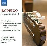 ロドリーゴ:ギター作品集 第1 集