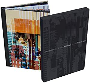 DRUMS BETWEEN THE BELLS - BRIAN ENO AND THE WORDS OF RICK HOLLAND [ HARDBACK 2CD EDITION ] [2CD+44P Book / 解説付 / 1000枚限定 /国内仕様スペシャル・エディション盤] (BRWP214X)